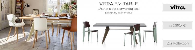 Vitra Jean Prouvé EM Table Esstisch