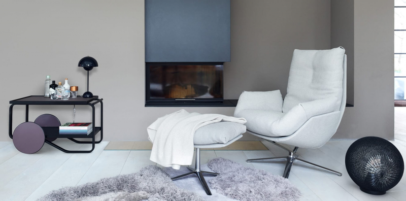 COR Cordia Lounge Lese & Relaxsessel