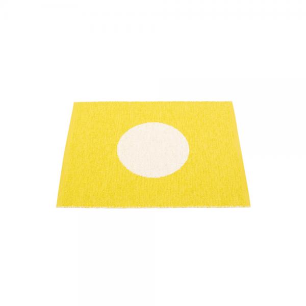 Pappelina Vera Lemon 70x90 Teppich & Badvorleger gelb
