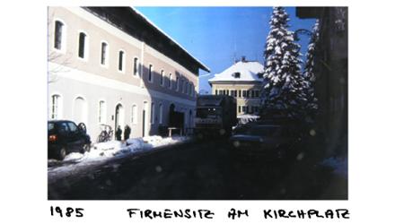 1984 Firmensitz von Nils Holger Moormann