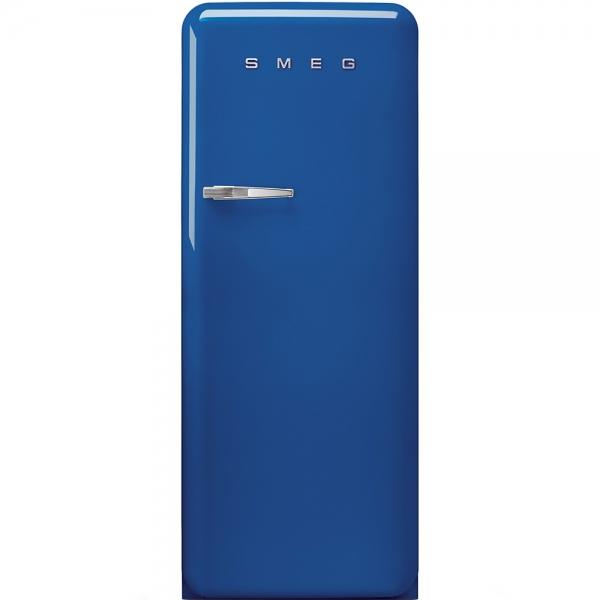 SMEG Retro-Style Standkühlschrank 50er Jahre dunkelblau FAB28RBE3