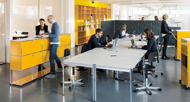 USM Haller Büromöbel
