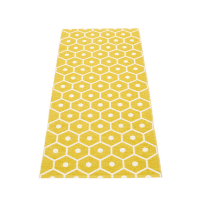 Pappelina Honey Mustard 70x160 Teppich & Badvorleger senf