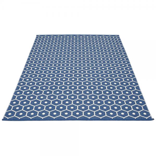 Pappelina Hony Denim 180x260 Teppich & Badvorleger denim
