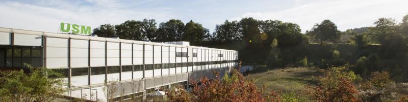USM Haller Firmensitz