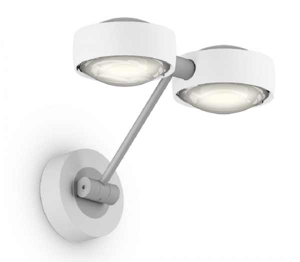 Occhio Sento D LED Parete Doppio Up 20 cm Wandleuchte