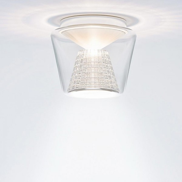 Serien Lighting ANNEX Celling L LED Kristall Deckenleuchte