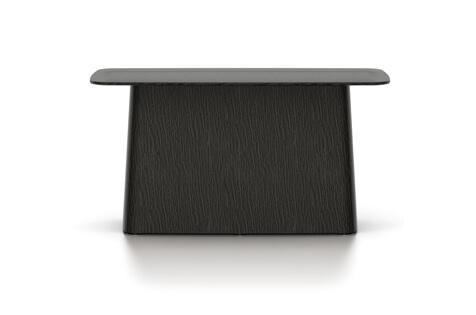 Vitra Wooden Side Table Beistelltisch gross Eiche dunkel