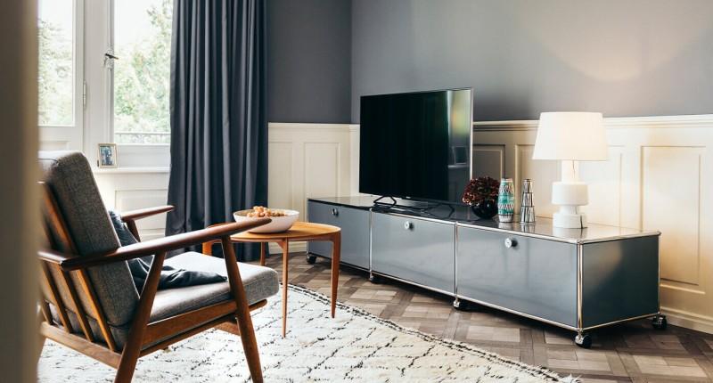 USM Haller Sideboard & TV-HiFi Möbel