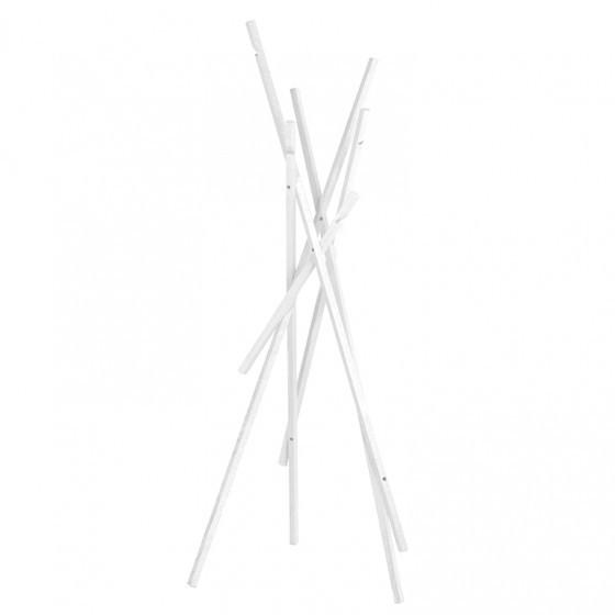Schönbuch Sticks Garderobenständer (166 cm) weiss matt