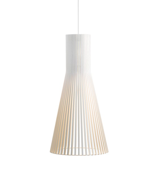 Secto Design Pendelleuchte Secto 4200 weiß