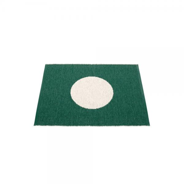 Pappelina Vera Dark Green 70x90cm Teppich & Badvorleger dunkelgr