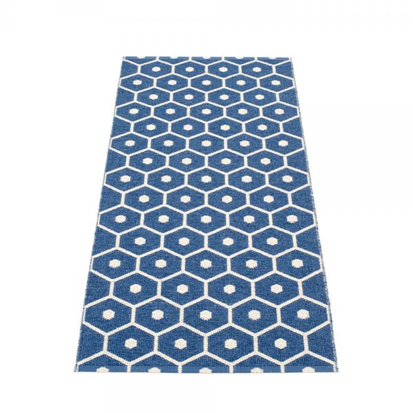 Pappelina Hony Denim 70x160 Teppich & Badvorleger denim