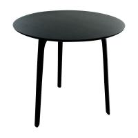 Magis Design Table First Outdoor Esstisch rund 80 x 80 x 73 cm schwarz