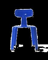 Nils Holger Moormann Stuhl Pressed Chair blaumann