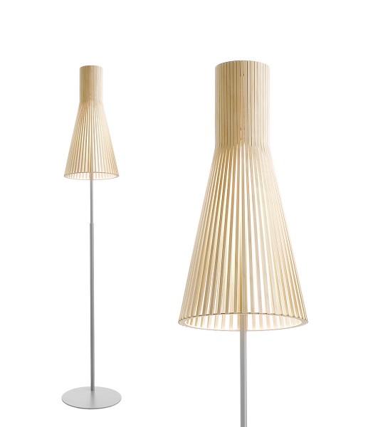 Secto Design Steh- & Leseleuchte Secto 4210 Birke natur