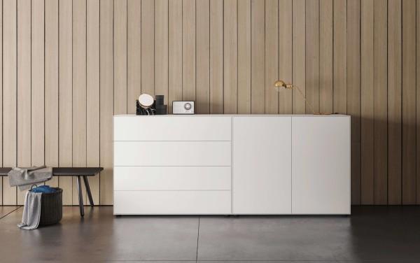 Piure NEX PUR BOX Sideboard 240 x 1023 x 48 cm weiss