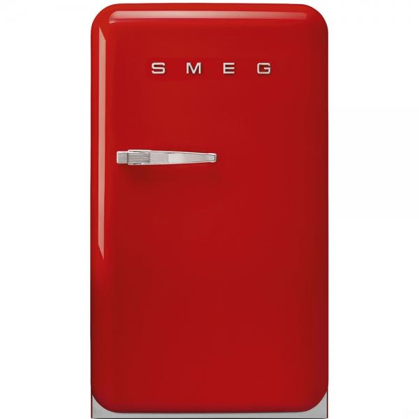 SMEG Retro-Style Mini-Bar 50er Jahre rot FAB10RR / FAB10LR