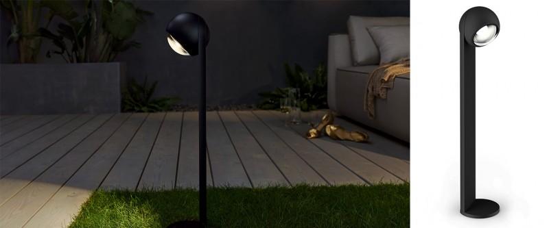 Occhio Sito Palo LED Pollerleuchte Aussenleuchte
