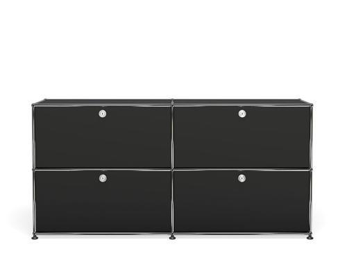 USM Haller Sideboard schwarz