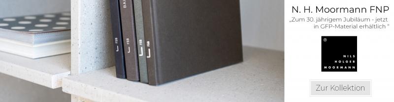 Neu verfügbar: GFP-Material für das FNP Regal von Nils Holger Moormann