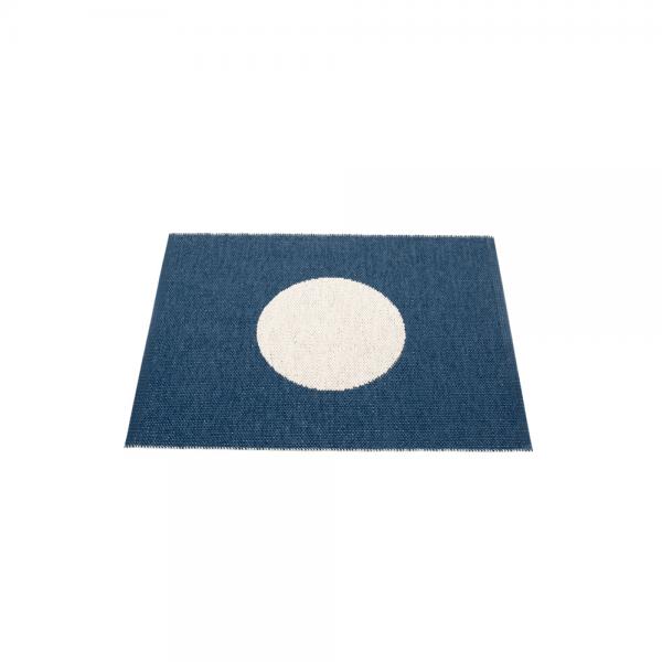 Pappelina Vera Ocean Blue 70x90cm Teppich & Badvorleger denim