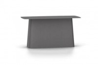Vitra Metal Side Table Beistelltisch gross dimgrey (outdoorfähig)