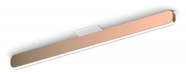 Occhio Mito Alto 70 cover wide Air-Steuerung Deckenleuchte rose gold