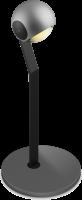 Occhio io Tavolo LED 2700K chrom matt & schwarz matt