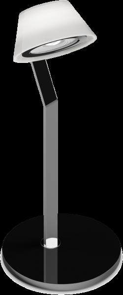 Occhio leì Tavolo Irisblende LED 2700K chrom