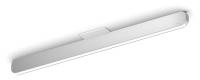 Occhio Mito Alto 70 cover wide Air-Steuerung Deckenleuchte silber matt