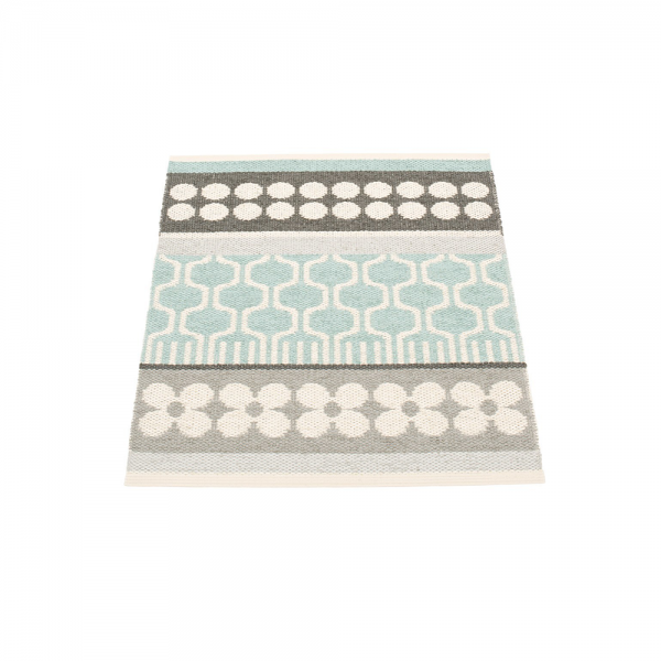 Pappelina Asta Pale Turquoise 70x90 Teppich & Badvorleger t