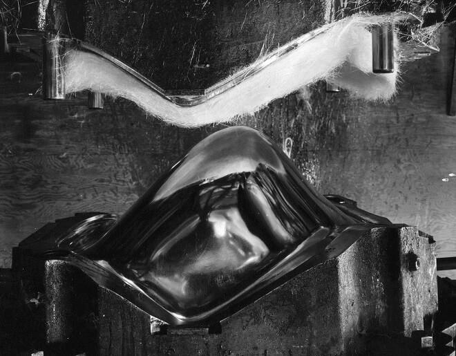 Vitra Eames Fiberglass Chairs Produktion 1