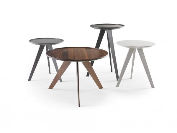 Möller Design Woody Hill Beistelltisch Ø 40 cm & H 45 cm