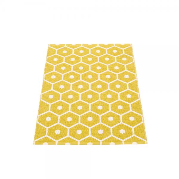 Pappelina Honey Mustard 70x100 Teppich & Badvorleger senf