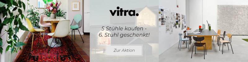 Vitra 5+1 Stuhlaktion - Winterkampagne 2020 / 2021
