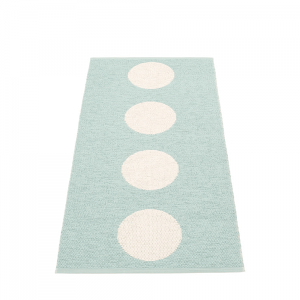 Pappelina Vera Pale Turquoise 70x150 Teppich & Badvorleger t