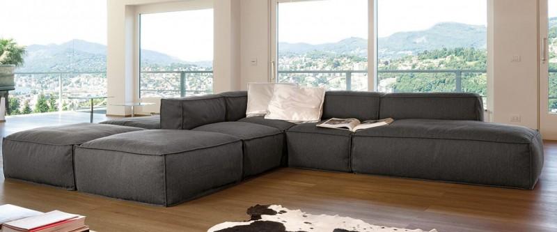Bonaldo Peanut B Couch