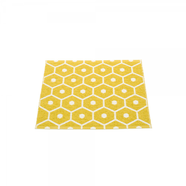 Pappelina Hony Mustard 70x60 Teppich & Badvorleger senf