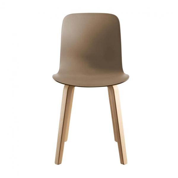 Magis Design Substance Stuhl UG: Esche hell SS: braun