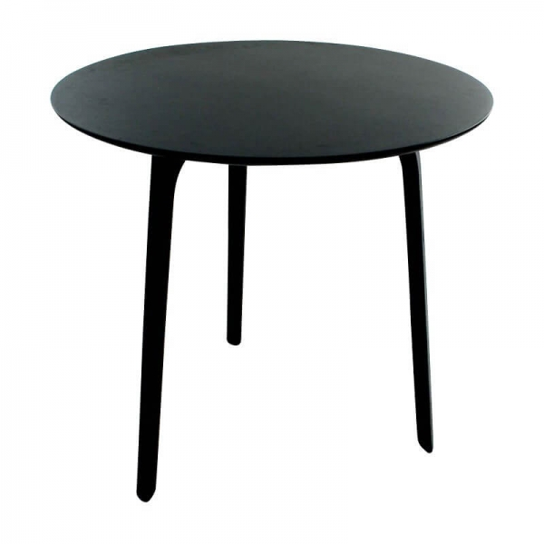 Magis Design Table First Outdoor Esstisch rund 80 x 80 x 73 cm schwarz