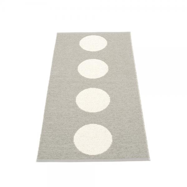 Pappelina Vera Warm Grey 70x150 Teppich & Badvorleger grau