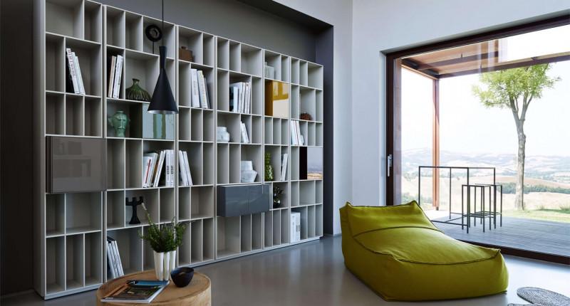 PIURE Flex Regal modernes Design individuell konfigurierbar