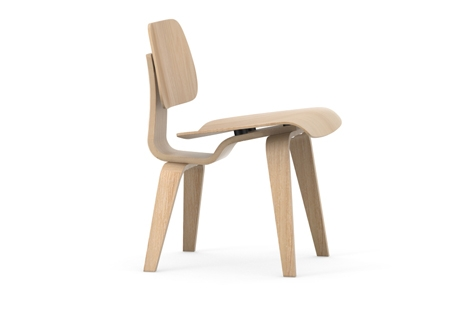 Vitra Plywood Group DCW Stuhl Esche natur
