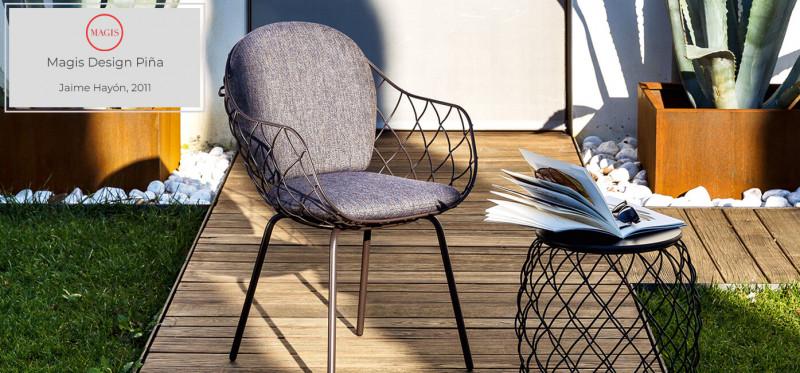 Magis Design Pina Outdoorstuhl
