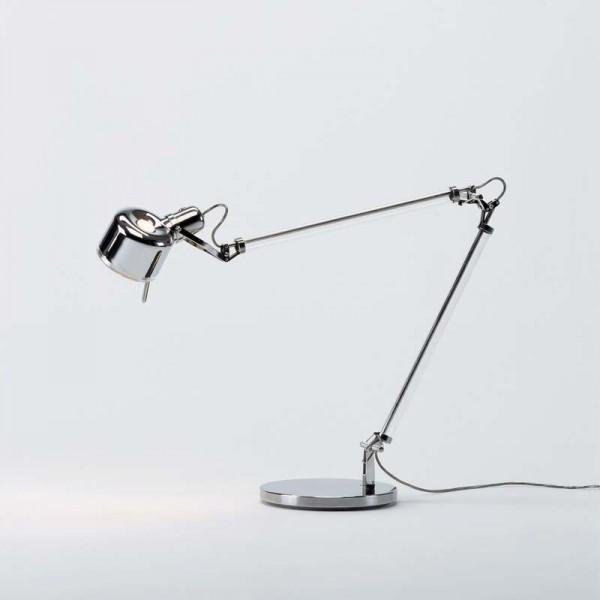 Serien Lighting JOB Table LED chrom Tischleuchte
