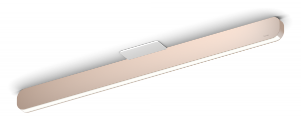 Occhio Mito Alto 70 cover wide Air-Steuerung Deckenleuchte gold matt