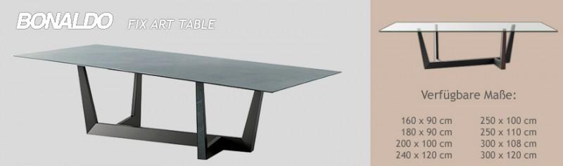 Bonaldo Fix Art Table