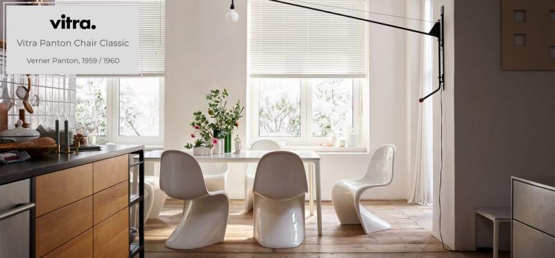 Vitra Panton Chair Classic design by Verner Panton
