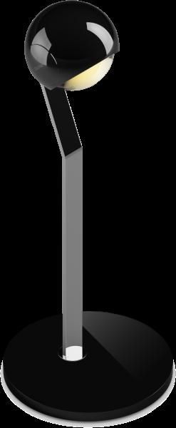 Occhio io Tavolo LED 2700K schwarz